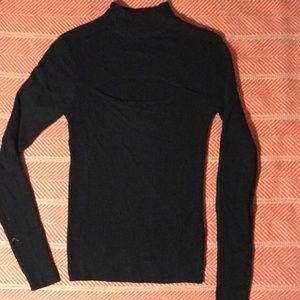 Divided by H&M Mock Turtleneck with Front opening